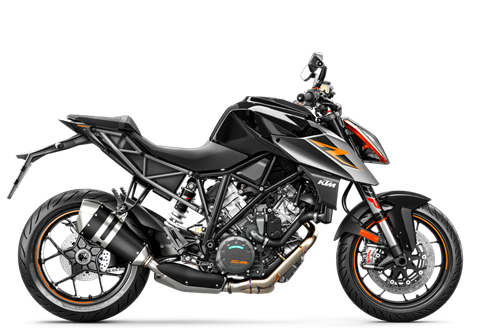 2017 KTM 1290 Super Duke R in Bennington, Vermont