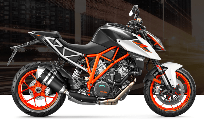 new 2017 ktm 1290 super duke r motorcycles in rapid city sd. Black Bedroom Furniture Sets. Home Design Ideas