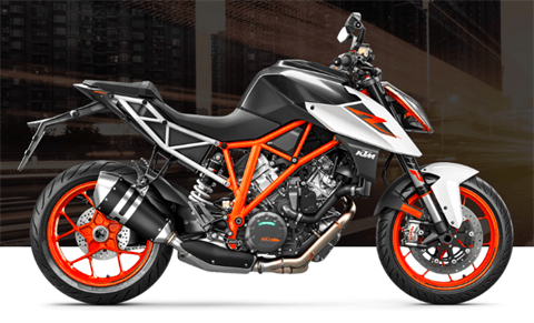 2017 KTM 1290 Super Duke R in Irvine, California