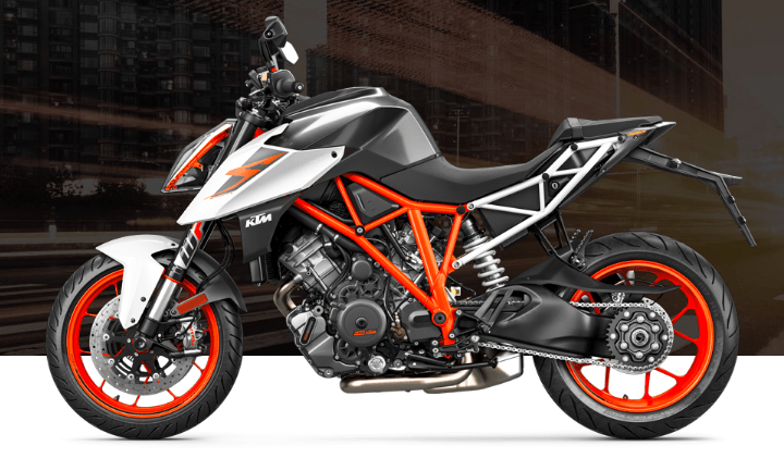 2017 KTM 1290 Super Duke R in Deptford, New Jersey