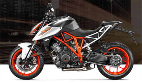 2017 KTM 1290 Super Duke R in Dimondale, Michigan