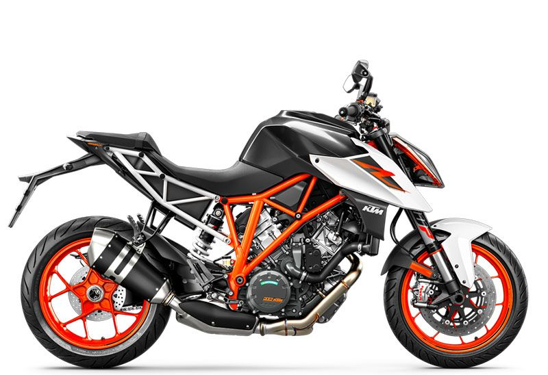 2017 KTM 1290 Super Duke R in Chippewa Falls, Wisconsin