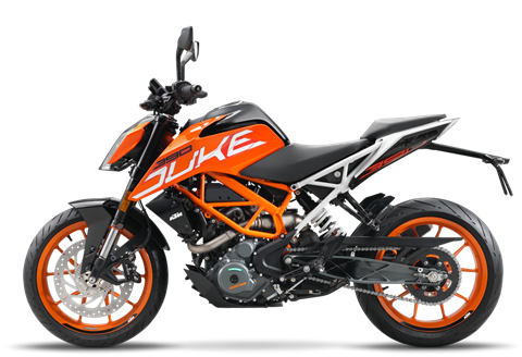 2017 KTM 390 Duke in Oxford, Maine