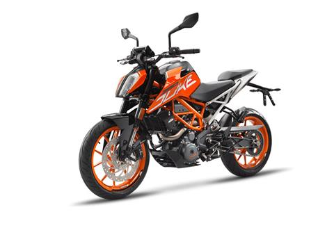 2017 KTM 390 Duke in Manheim, Pennsylvania
