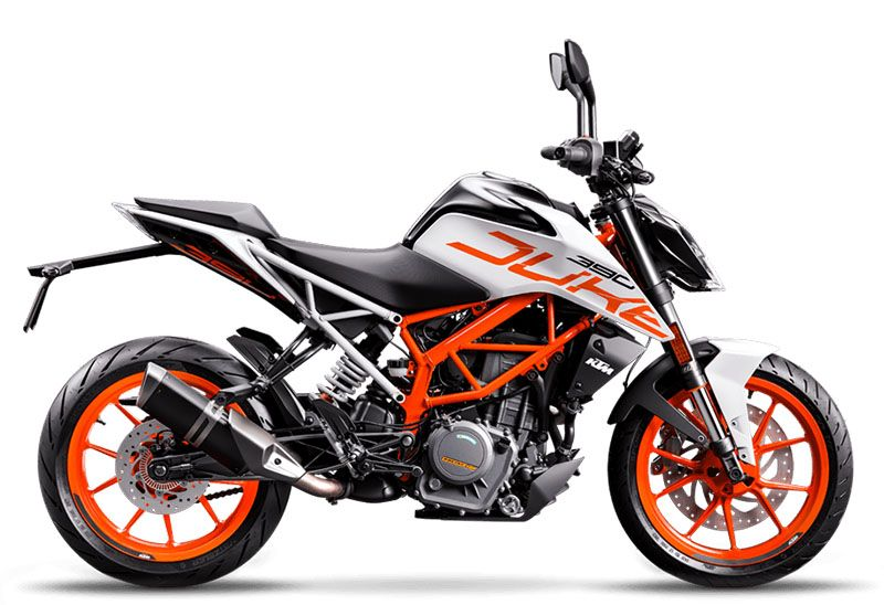 2017 KTM 390 Duke in Johnson City, Tennessee