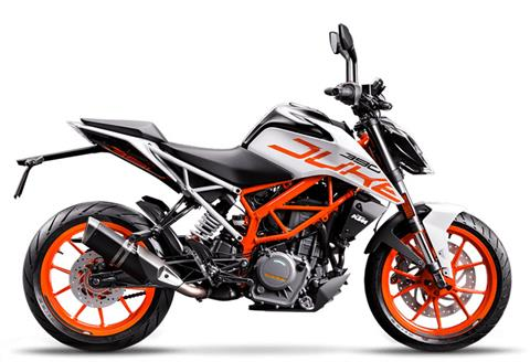 2017 KTM 390 Duke in Paso Robles, California