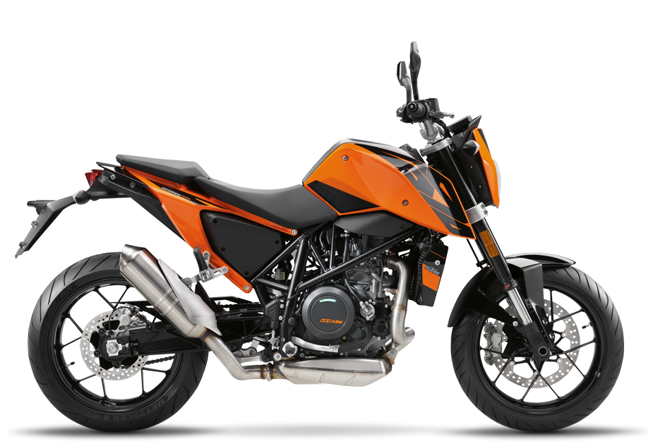 2017 KTM 690 Duke in Northampton, Massachusetts