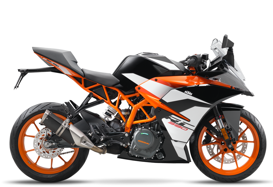 2017 KTM RC 390 in Rochester, Minnesota