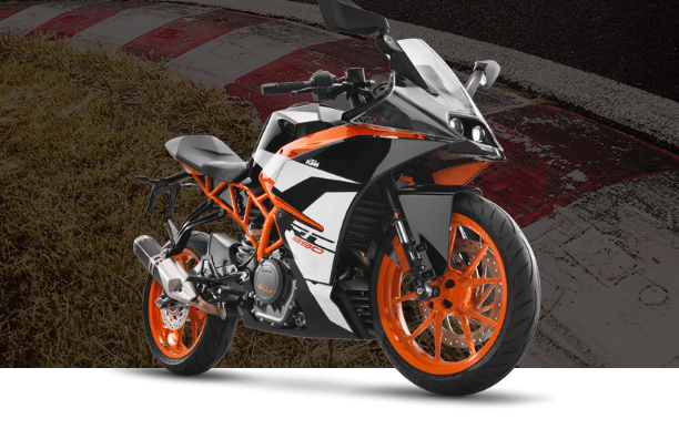 2017 KTM RC 390 in Irvine, California