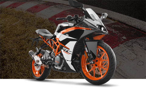 2017 KTM RC 390 in Waynesburg, Pennsylvania