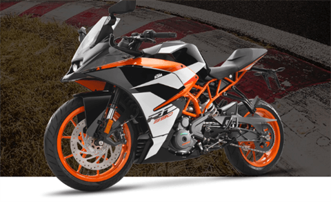 2017 KTM RC 390 in Orange, California - Photo 4