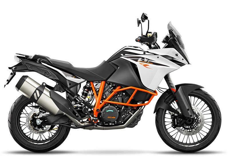 2018 KTM 1090 Adventure R in Irvine, California