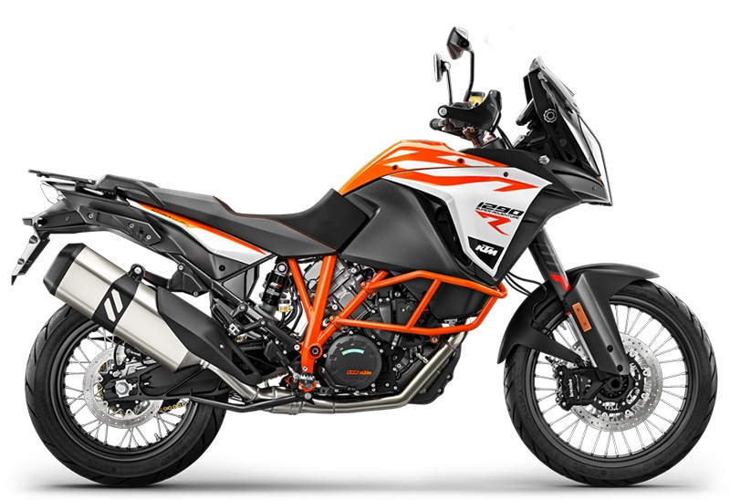 2018 KTM 1290 Super Adventure R in Goleta, California