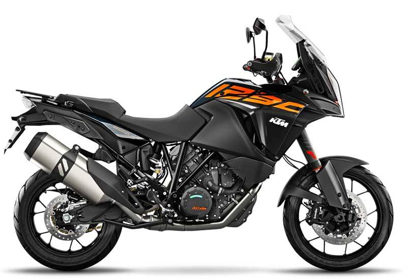 2018 KTM 1290 Super Adventure S in Costa Mesa, California