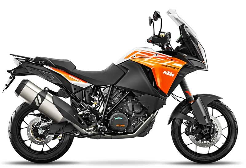 2018 KTM 1290 Super Adventure S in Oxford, Maine