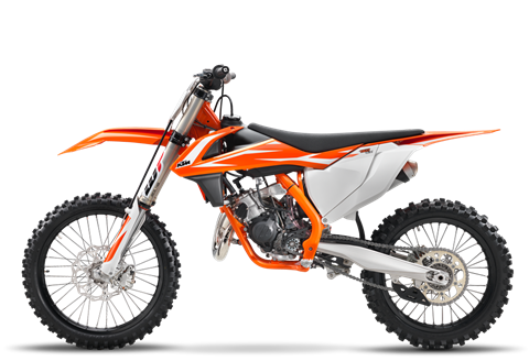 2018 KTM 150 SX in Concord, New Hampshire