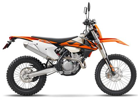 2018 KTM 250 EXC-F in Wilkes Barre, Pennsylvania