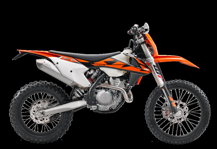 2018 250 EXC-F