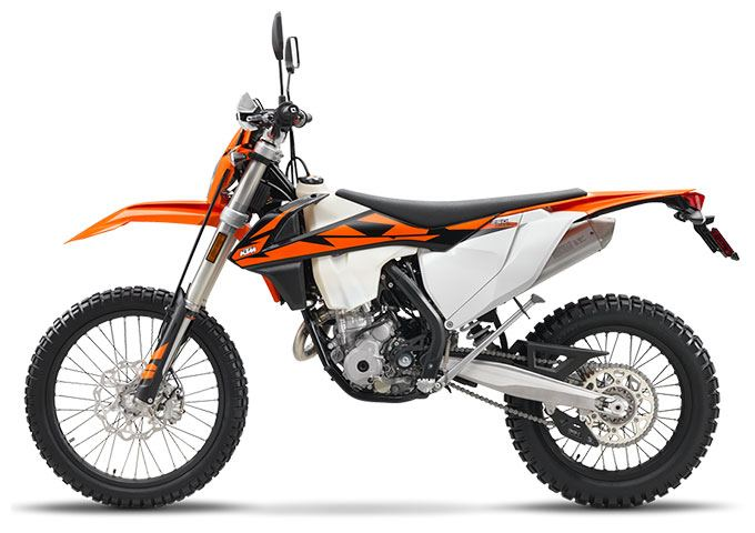 2018 KTM 250 EXC-F in Greenwood Village, Colorado