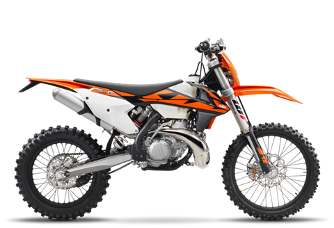 2018 KTM 250 XC-W in Weirton, West Virginia