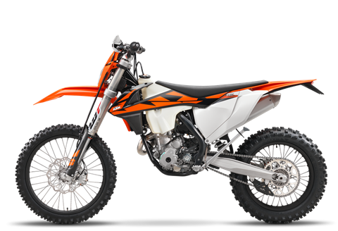 2018 KTM 350 EXC-F in Wilkes Barre, Pennsylvania