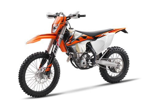 2018 KTM 350 EXC-F in Johnstown, Pennsylvania