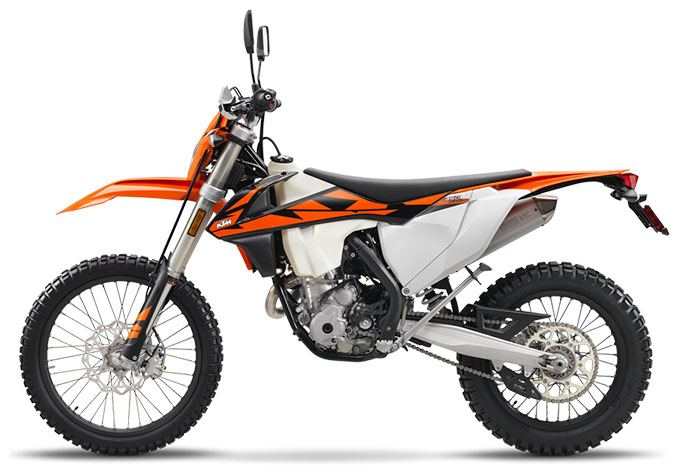2018 KTM 350 EXC-F in Orange, California