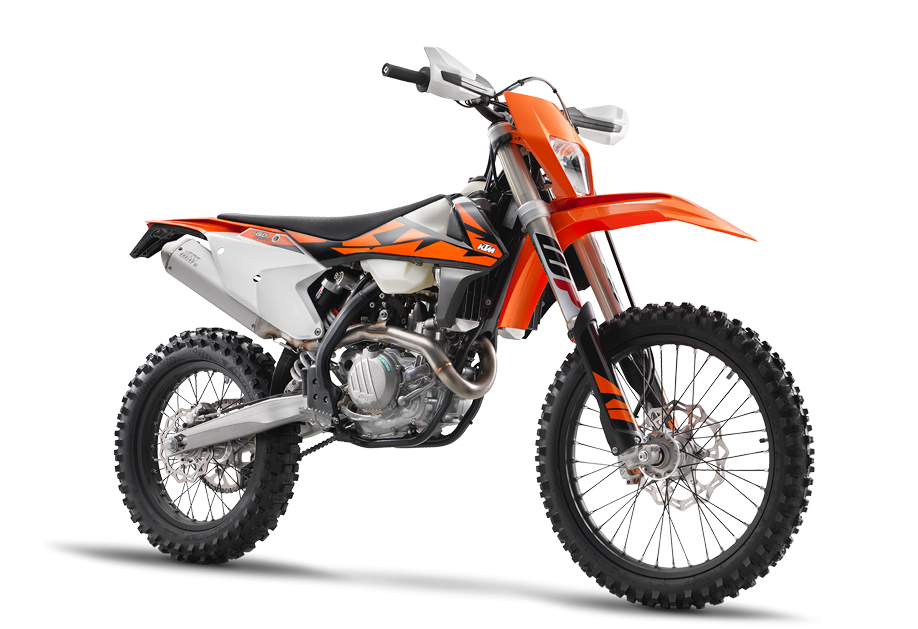 2018 KTM 450 EXC-F in Hobart, Indiana