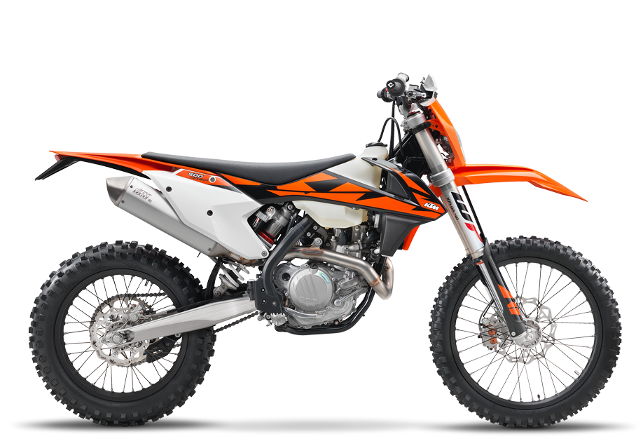 2018 KTM 500 EXC-F in Pompano Beach, Florida