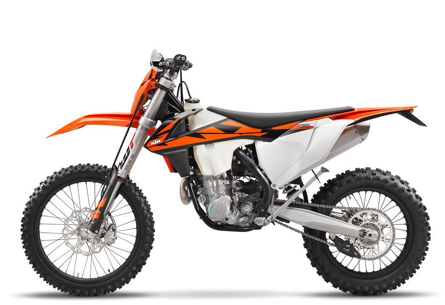 2018 KTM 500 EXC-F in Irvine, California