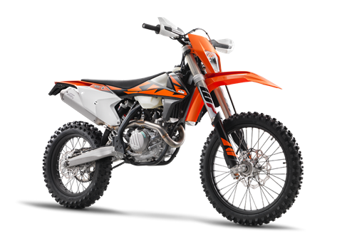 2018 KTM 500 EXC-F in Orange, California