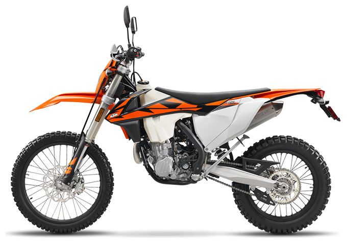 2018 KTM 500 EXC-F in Eureka, California