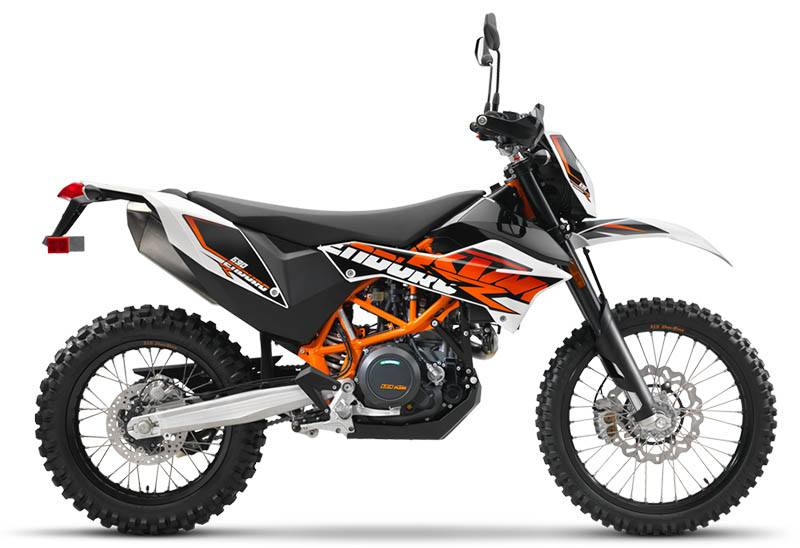2018 KTM 690 Enduro R in Orange, California