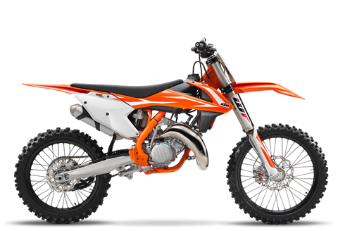 2018 KTM 125 SX in Johnson City, Tennessee