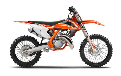2018 KTM 125 SX in Deptford, New Jersey