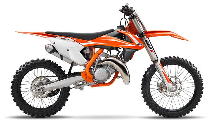 2018 KTM 125 SX in Sioux City, Iowa