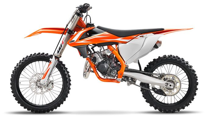 2018 KTM 125 SX in Irvine, California