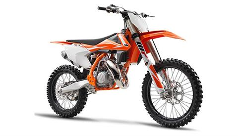 2018 KTM 125 SX in Trevose, Pennsylvania