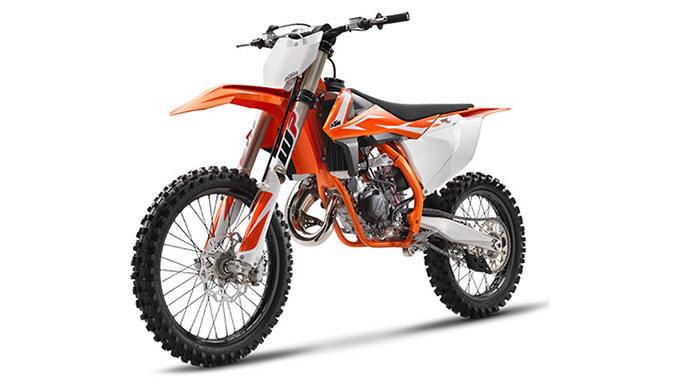 2018 KTM 125 SX in Kittanning, Pennsylvania