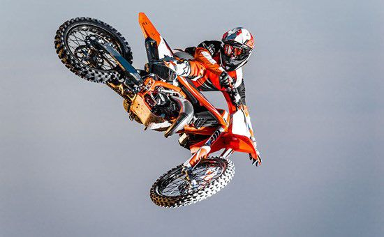 2018 KTM 125 SX in Pelham, Alabama - Photo 5