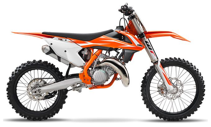 2018 KTM 150 SX in Hialeah, Florida