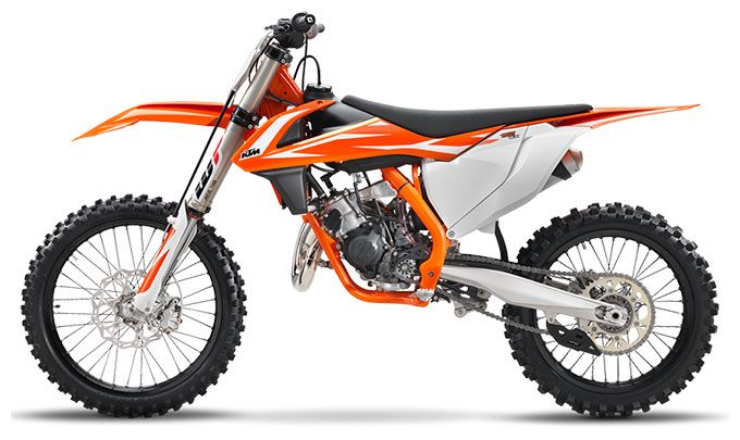2018 KTM 150 SX in Pompano Beach, Florida