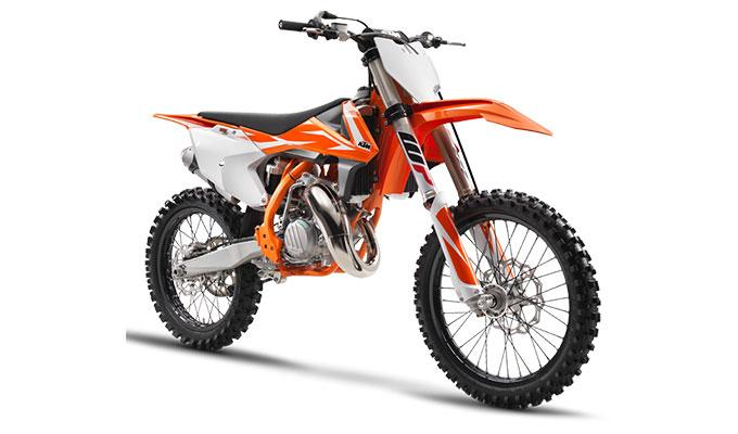 2018 KTM 150 SX in Irvine, California