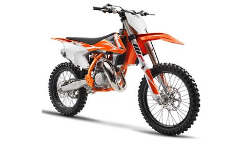 2018 KTM 150 SX in Wilkes Barre, Pennsylvania