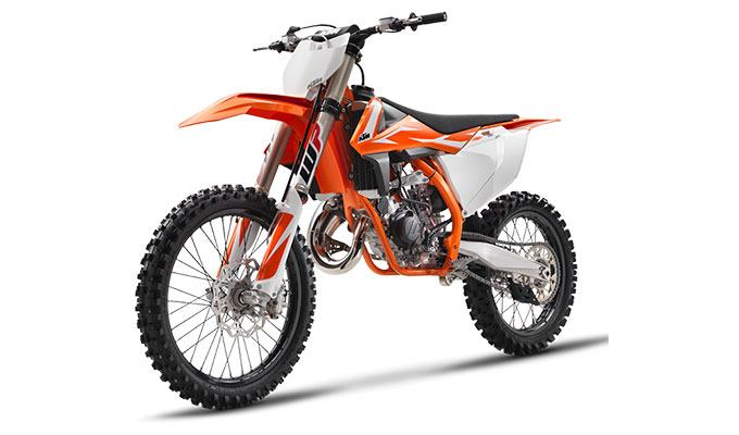 2018 KTM 150 SX in Marlboro, New York - Photo 4