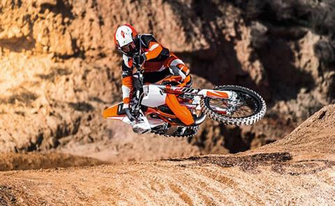 2018 KTM 150 SX in Marlboro, New York - Photo 8