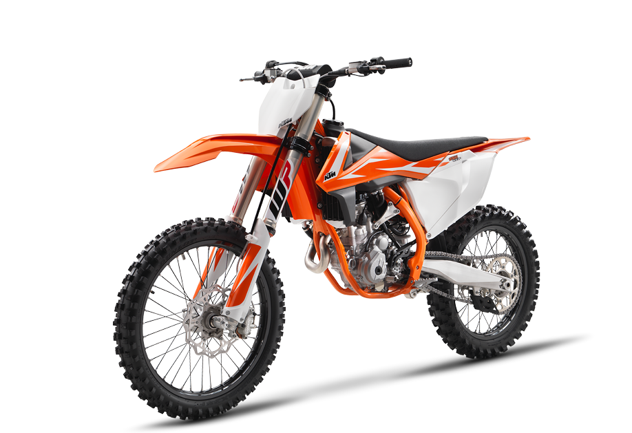 2018 KTM 250 SX-F in Johnson City, Tennessee