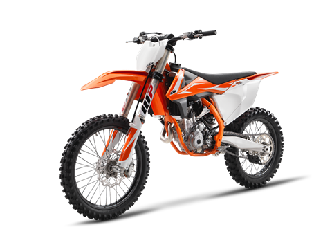 2018 KTM 250 SX-F in Johnstown, Pennsylvania