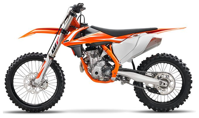 2018 KTM 250 SX-F in Oklahoma City, Oklahoma - Photo 8