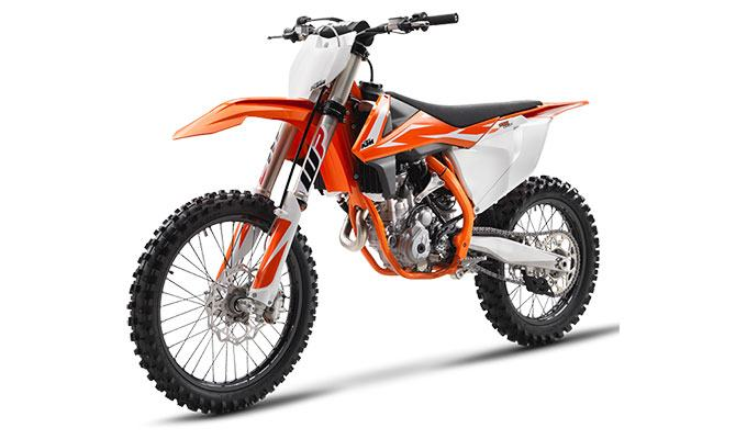 2018 KTM 250 SX-F in Olympia, Washington - Photo 3